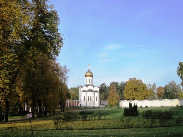 Пименовский храм