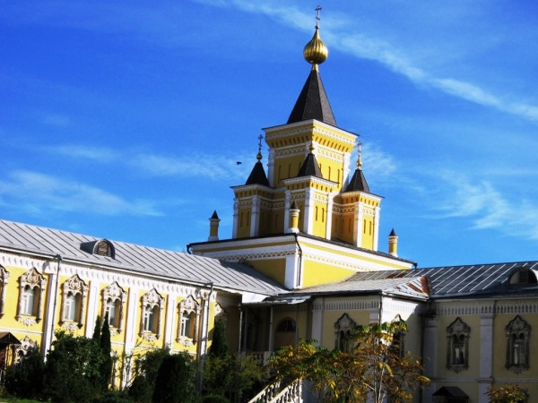 Скорбященский больничный храм